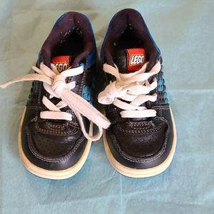 Kids Lego shoes size 8